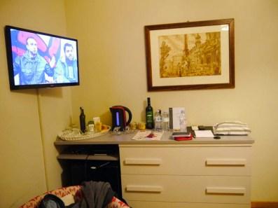 My Navona - B&B Roma - Chambre E (1) - Charonbelli's blog de voyages