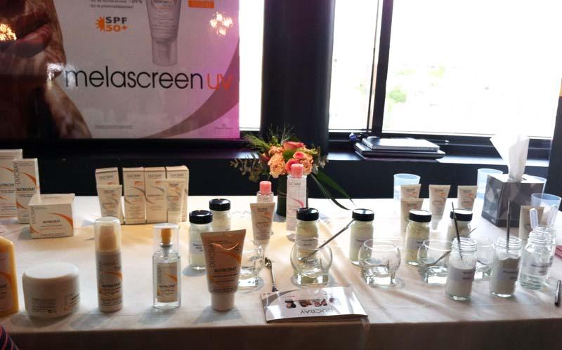 L'après-midi Belle pour l'été avec les marques du groupe Pierre Fabre - Ducray Melascreen UV - Charonbelli's blog beauté