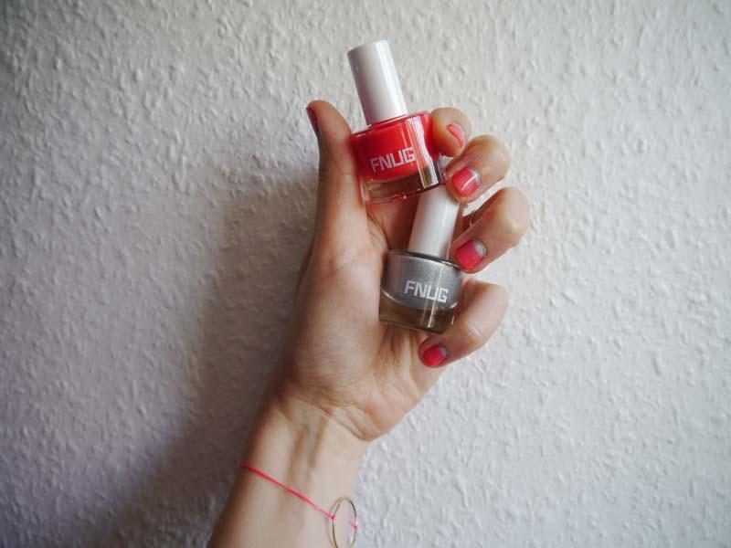Mon nail art nuancé avec les vernis FNUG (2) - Charonbelli's blog beauté