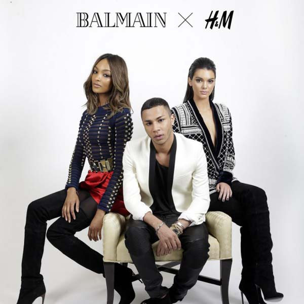 Balmain X H&M (1) - Charonbelli's blog mode