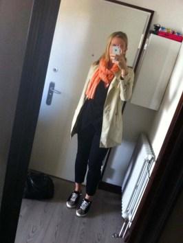 Le retour de mon trench Eden Park ! (2) - Charonbelli's blog mode