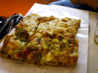 Pizzeria del teatro (1) - Où manger à Rome ? Mes meilleures adresses - Charonbelli's blog voyages