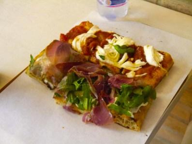 Pizzeria del teatro (2) - Où manger à Rome ? Mes meilleures adresses - Charonbelli's blog voyages