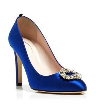 Angelica satin high heels SJP by Sarah Jessica Parker - SJP by Sarah Jessica Parker - quand les escarpins de Carrie Bradshaw arrivent chez Bloomingdale's - Charonbelli's blog mode