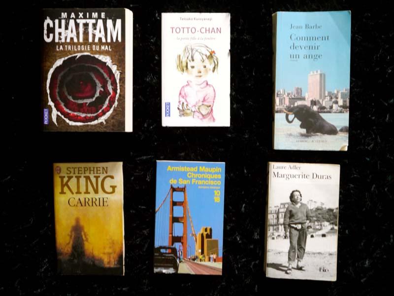 Ces livres que je relirais bien cet été ... - Charonbelli's blog lifestyle