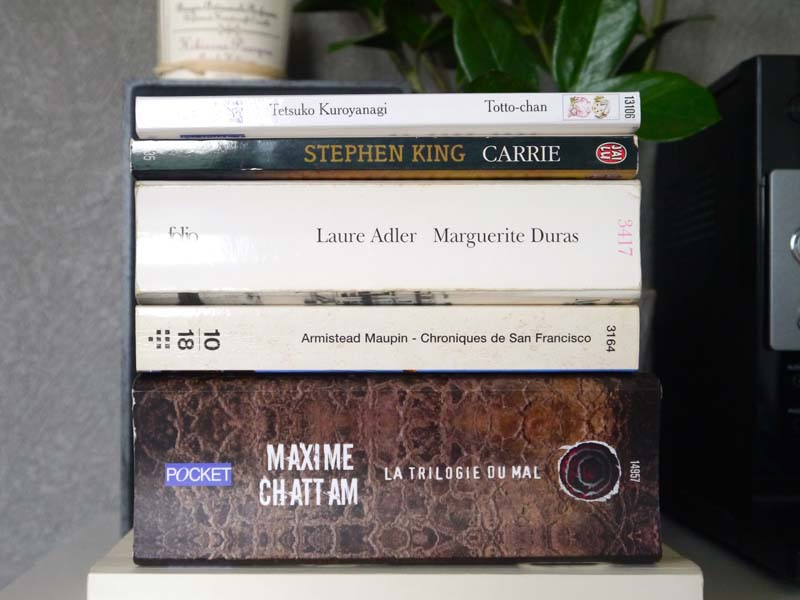 Ces livres que je relirais bien cet été ...(2) - Charonbelli's blog lifestyle