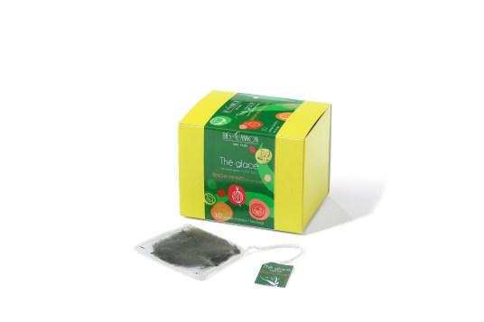 Thé vert Glacé Sencha Yamato George Cannon - Teaboutique - Charonbelli's blog mode et beauté