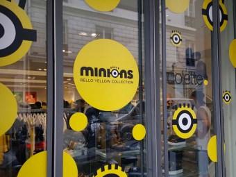 Les Minions débarquent ! - Charonbelli's blog mode et beauté