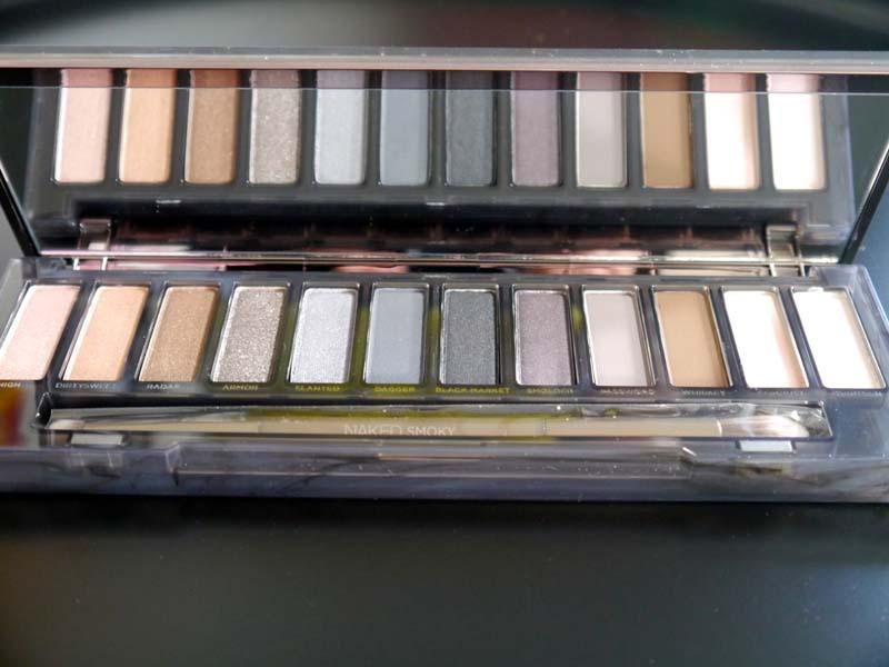 La naked Smoky Urban Decay - disponible chez Sephora et déjà à la maison ! (1) - Charonbelli's blog beauté
