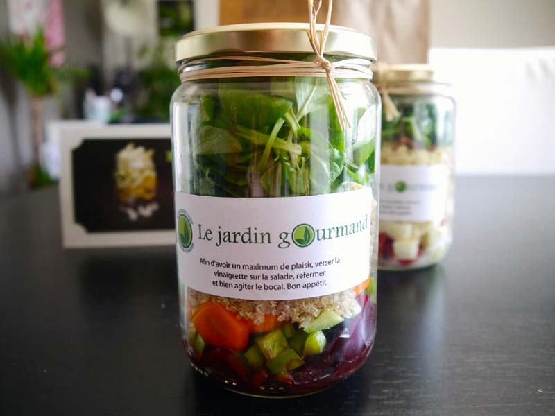 Le Jardin Gourmand - le test ! (1) - Charonbelli's blog lifestyle Toulouse