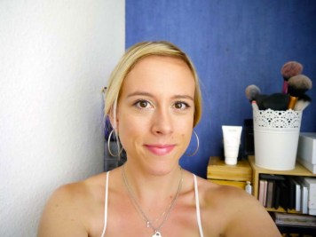 Mon make up du moment avec les pigments purs Illamasqua (1) - Charonbelli's blog beauté