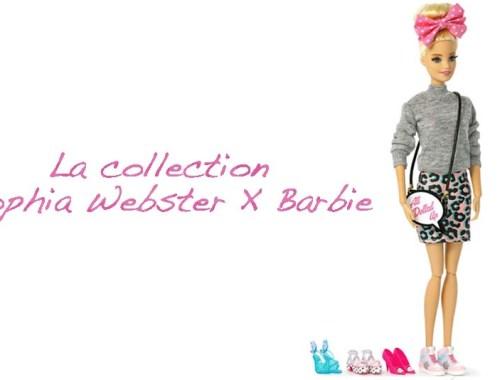 La collection Sophia Webster X Barbie - Photo à la Une - Charonbelli's blog mode