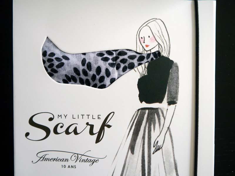 La revue de My Little fashion box avec American Vintage (2) - Charonbelli's blog beauté
