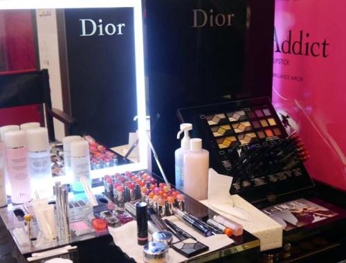 Ma rencontre de rêve avec Alexandre Nedellec, make up artist chez Dior - Photo à la Une - Charonbelli's blog mode