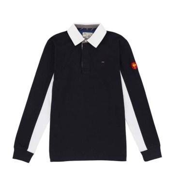 Maillot de rugby FFR manches longues Eden Park - Ma sélection shopping spéciale Coupe du Monde 2015 avec Eden Park - Charonbelli's blog mode