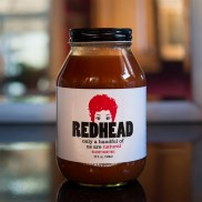REDHEAD Mélange pour Bloody Mary - pour l'expo Brooklyn Rive Gauche au Bon Marché - Charonbelli's blog mode