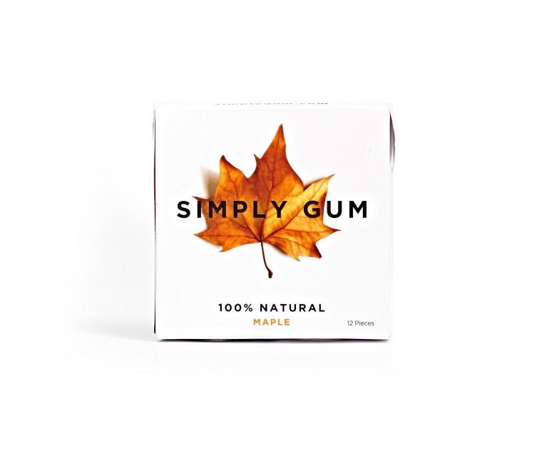 SIMPLY GUM Chewin gum erable expo Brooklyn Rive Gauche au Bon Marché - Charonbelli's blog mode