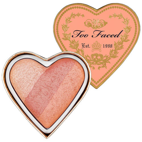 Sweetheart's perfect Flush Blush Peach Beach Too Faced - Sephora - Charonbelli's blog beauté