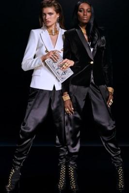 Balmain X H&M (15) - Charonbelli's blog mode