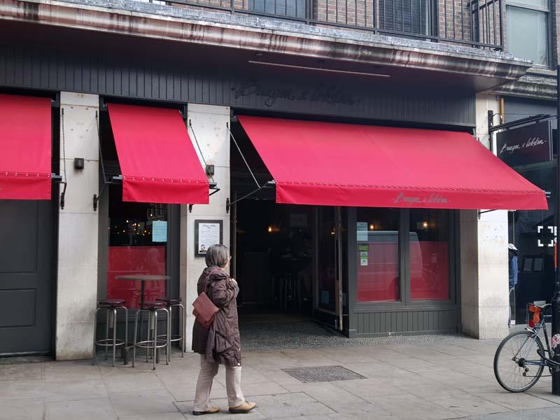 J'ai testé Burger & Lobster à Londres (9) - Charonbelli's