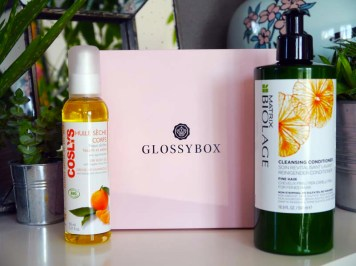 Le Tea Time Gourmand Glossybox à Toulouse - Gift bag (1) - Charonbelli's blog beauté