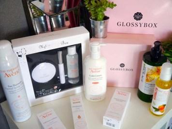 Le Tea Time Gourmand Glossybox à Toulouse - Gift bag (2) - Charonbelli's blog beauté