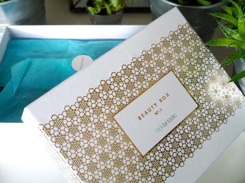 Le récap de ma Lookfantastic beauty box du mois d'Octobre - Charonbelli's blog beauté