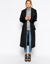 Manteau coupe décontractrée Asos - Charonbelli's blog mode