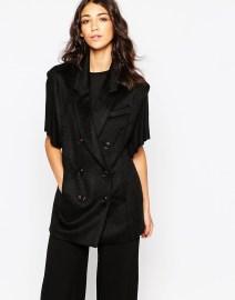 Manteau sans manches Jovonna - Charonbelli's blog mode