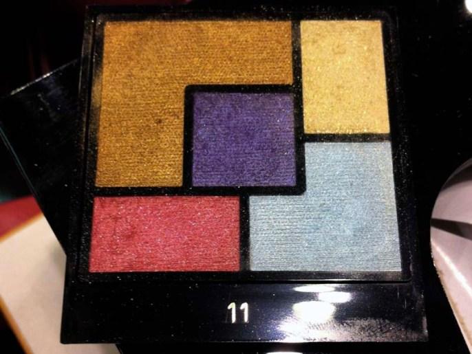 Mon 5e rendez-vous chez Yves Saint Laurent pour les Saturday night make up (1) - Charonbelli's blog beauté