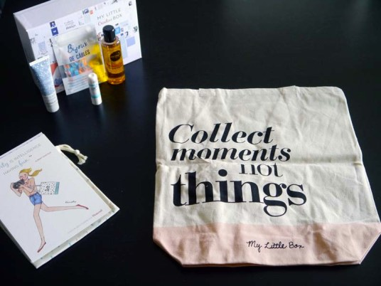 My Little Box créative du mois d'octobre (7) - Charonbelli's blog beauté