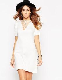 Robe trapèze Asos - Charonbelli's blog mode