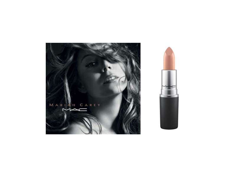 All I want lipstick Mariah Carey X MAC - Charonbelli's blog beauté