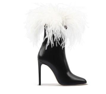 Bottes tutu aux aguets noir collection Detroit Repetto - Charonbelli's blog mode