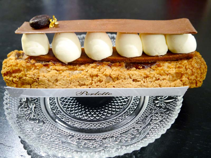 Eclair au café - La pâtisserie Perlette - mon nouveau QG gourmand - Charonbelli's blog lifestyle
