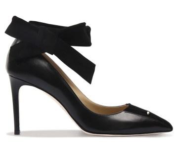 Escarpin piercing rose noir collection Detroit Repetto - Charonbelli's blog mode