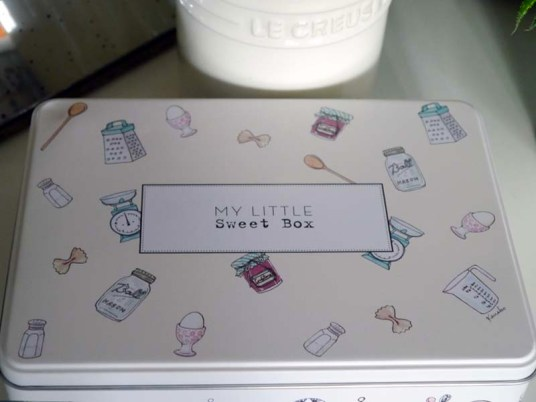 Le récap de My Sweet Little Box (1) - Charonbelli's blog beauté