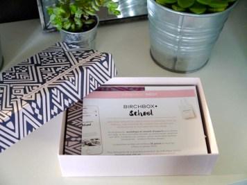 Quand Birchbox s'invite dans le dressing de ba&sh et à la maison (1) - Charonbelli's blog beauté
