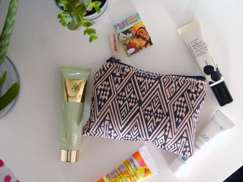 Quand Birchbox s'invite dans le dressing de ba&sh et à la maison (8) - Charonbelli's blog beauté