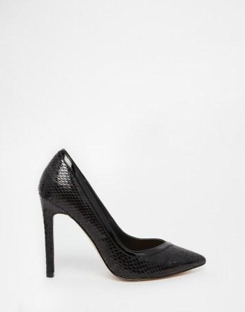 Chaussures a talons hauts et bout pointu Asos Pixie - Charonbelli's blog mode