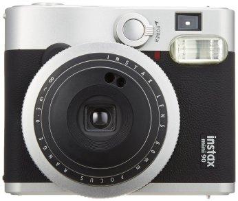 Fujifilm Instax Mini 90 NEO Classic Appareil photo a impression instantanee Noir - Charonbellis blog mode et beaute