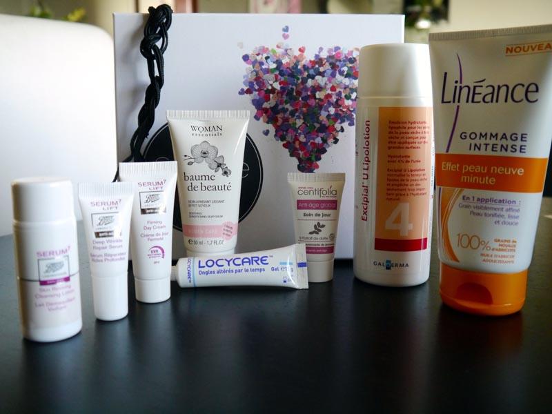 Le récap de My Sweety box de Décembre (1) - Charonbelli's blog beauté