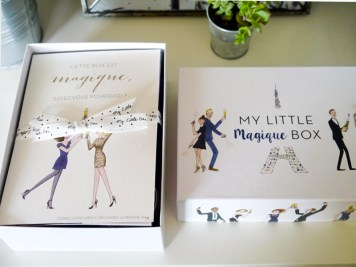 Le recap' de ma Little magique box (2) - Charonbelli's blog beaute