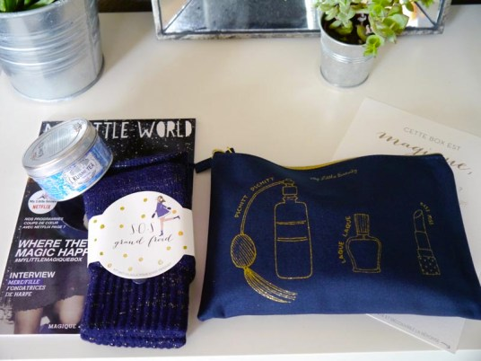 Le recap' de ma Little magique box (4) - Charonbelli's blog beaute