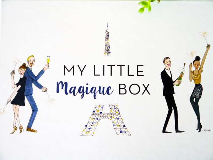 Le recap' de ma Little magique box - Charonbelli's blog beaute