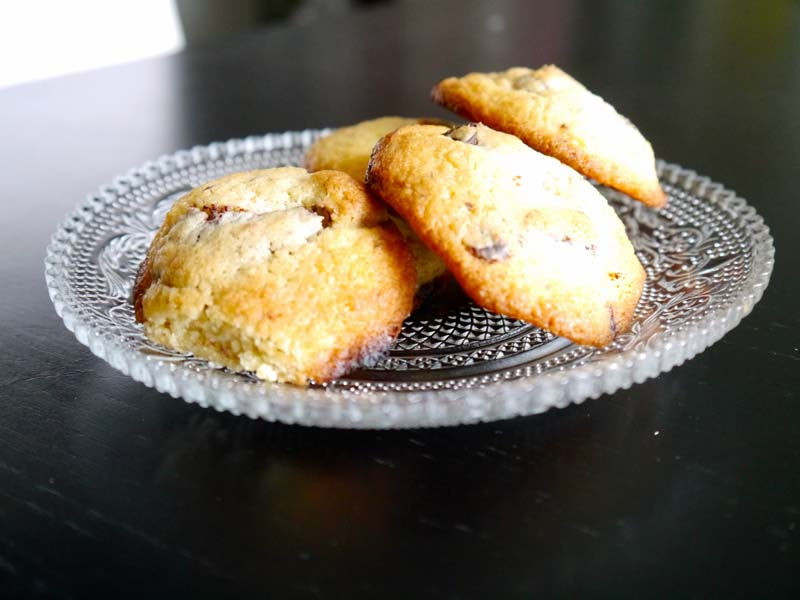 Mes chocolate chip cookies - Charonbelli's blog de cuisine