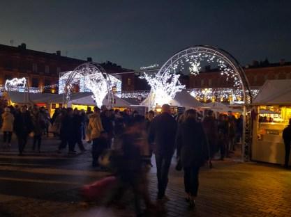 Mon Toulouse pendant les fetes - marche de Noel - Charonbelli's blog mode et beaute