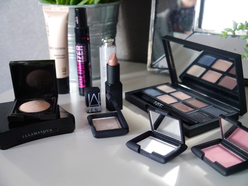 Mon tuto make up avec la collection Steven Klein X Nars (9) - Charonbelli's blog beauté