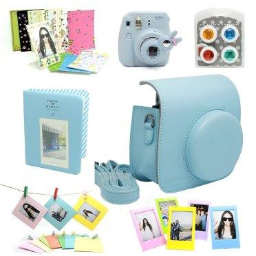 Pack goodies et Fujifilm Instax Mini 8 instantane Camera des faisceaux - Charonbelli's blog mode et beaute