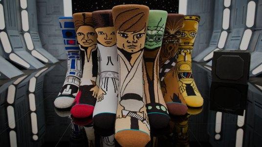 Stance X Star Wars - Le reveil de la force - Charonbelli's blog mode
